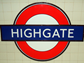 Highgate Tube - small, PNG